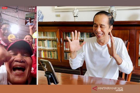 Kemarin, panggilan video Presiden hingga penyelesaian polemik TWK KPK