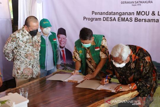 Ketua DPD RI dukung langkah Presiden tuntaskan vaksinasi di Lampung