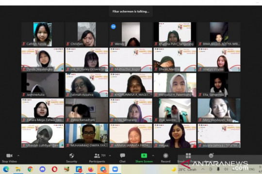 Mahasiswa Indonesia di Johor prakarsai diskusi kebahagiaan