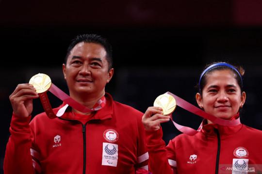 Round-up: Rebut emas kedua, Indonesia peringkat 43 ParalimpiadeTokyo