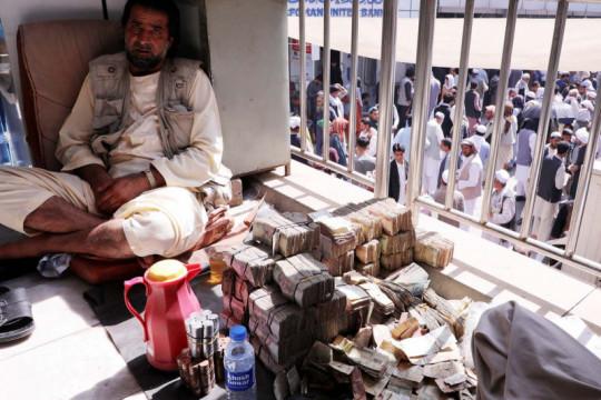 Palang Merah desak dunia bantu Afghanistan