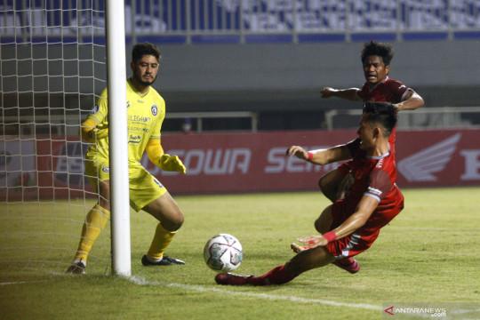 Pelatih PSM puji penampilan Arema FC
