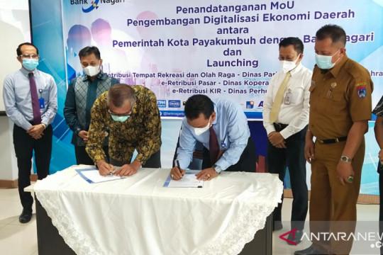Walikota Payakumbuh: Penerapan e-Retribusi untuk transparansi anggaran