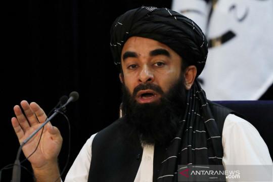 Taliban gelar konferensi pers di Kabul