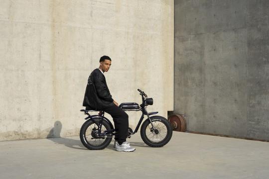 """Super73 S1 motor listrik hasil kolaborasi dengan """"brand"""" fashion"""
