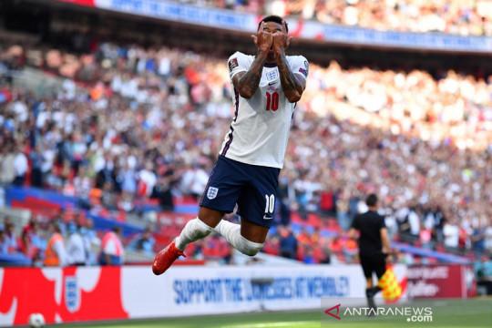 Jesse Lingard dua gol satu assist, Inggris cukur Andorra 4-0