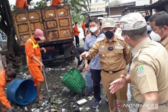 Pemkab Bekasi telusuri pencemar Kali Cilemahabang