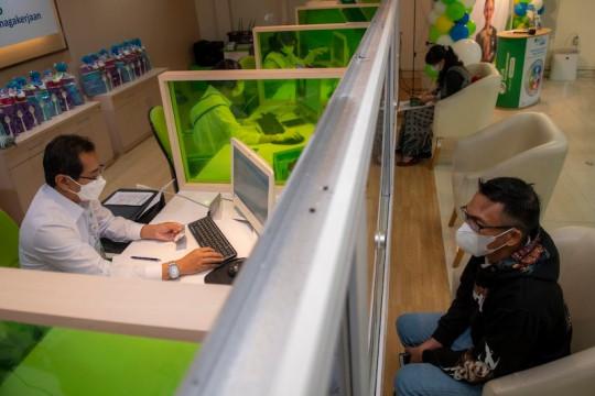 BPJAMSOSTEK bidik UMKM, kejar target 2021 peserta 5 juta tenaga kerja