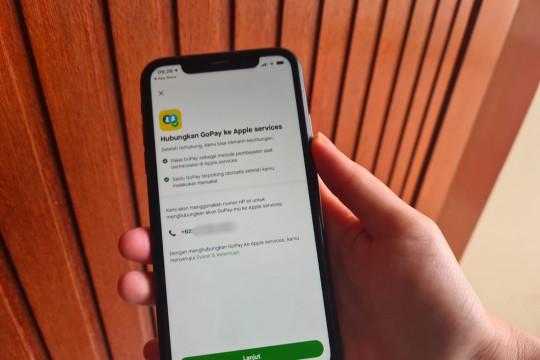 GoPay kini bisa untuk bayar di layanan Apple