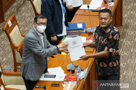 Menkumham: RUU MLA mudahkan kerja sama hukum Indonesia-Rusia