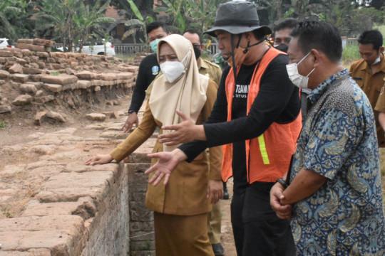 Ekskavasi tahap tiga situs Kumitir Mojokerto dimulai