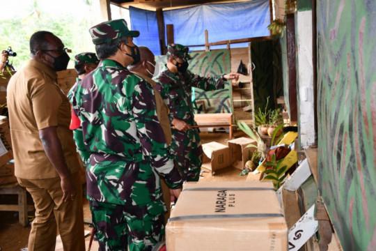 Kapolda Papua Barat sebut penyerangan Posramil Maybrat terencana