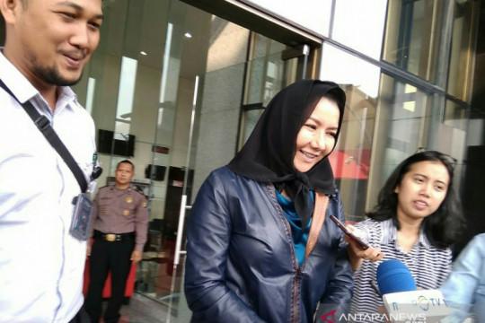 KPK: Penanganan kasus TPPU Rita Widyasari masih berjalan