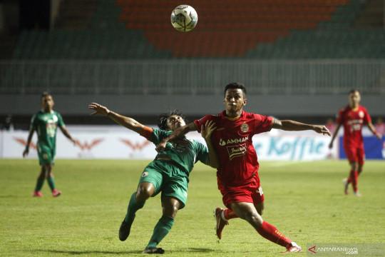 Liga 1: PSS Sleman vs Persija Jakarta imbang 1-1