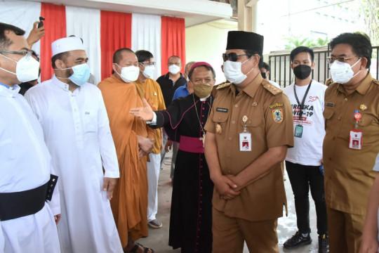 Vaksinasi Merdeka di Kalsel ditargetkan 14 ribu orang