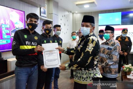 Sebanyak 13 atlet Siak bantu Riau berjuang di PON Papua
