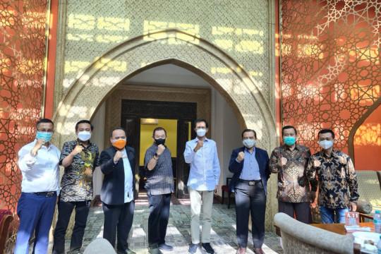 Delapan parpol bertemu mendukung penanganan COVID-19 di Surabaya