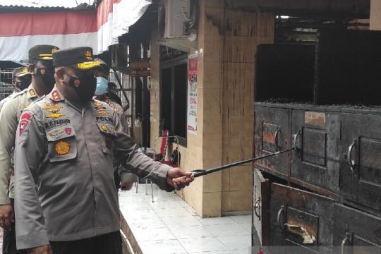"""Ondoafi"" YE diduga dalangi pembakaran di komplek Bandara Sentani"