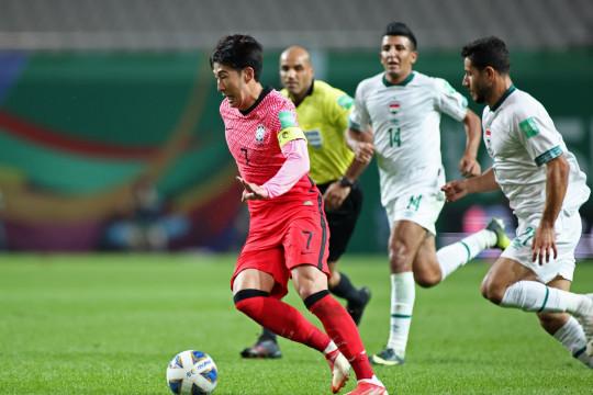 Son Heung-min janji 'lebih egois' dalam kualifikai Piala Dunia
