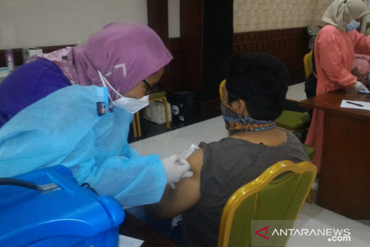 Kantor Wali Kota Jaksel buka layanan vaksin Pfizer hingga 17 September