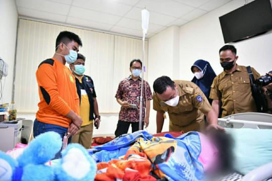 Gubernur Sulsel kirim dokter cek perkembangan kondisi AP di Gowa
