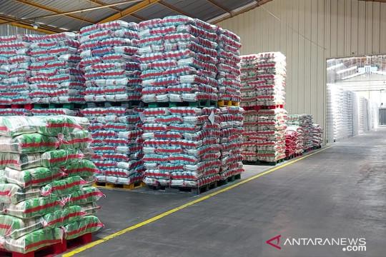 Ketersediaan beras di Jakarta capai lebih dari 112 ribu ton