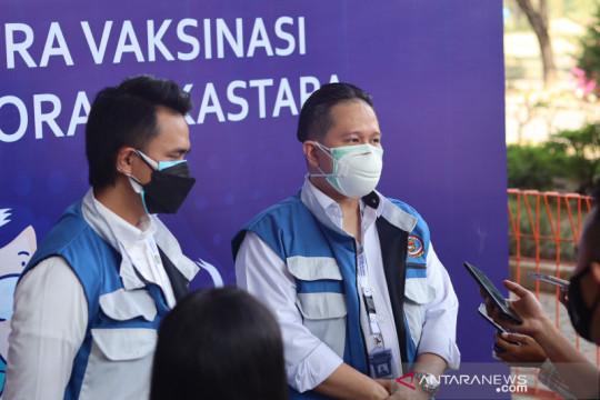IKASTARA salurkan 13.000 dosis vaksin kepada masyarakat