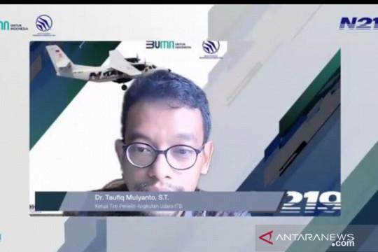 """Pakar ITB: Perlu """"dirigen"""" pastikan pesawat N219 berkelanjutan"""