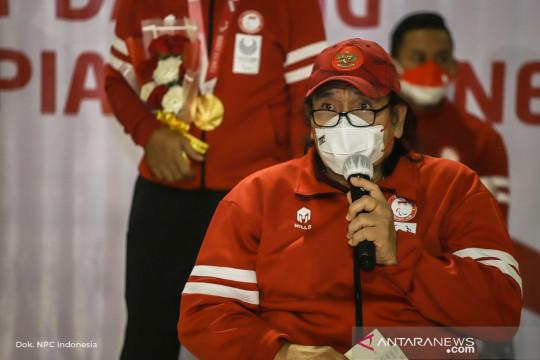 NPC Indonesia apresiasi perhatian pemerintah pada atlet disabilitas