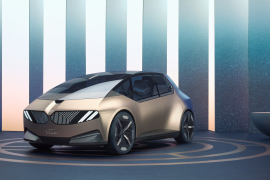 BMW boyong i Vision Circular hingga i4 di IAA Mobility 2021