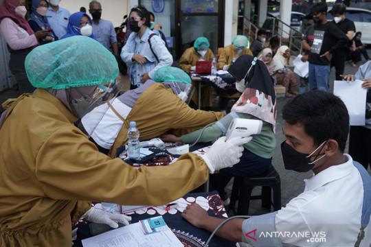 39 juta lebih warga sudah dapat suntikan dosis kedua vaksin COVID-19