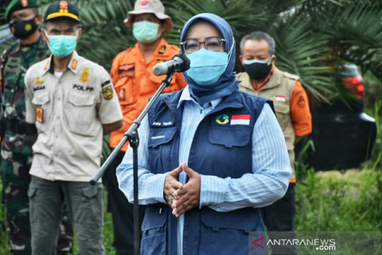 Usai banjir bandang, Bupati Bogor: Waspadai Sungai Cidurian