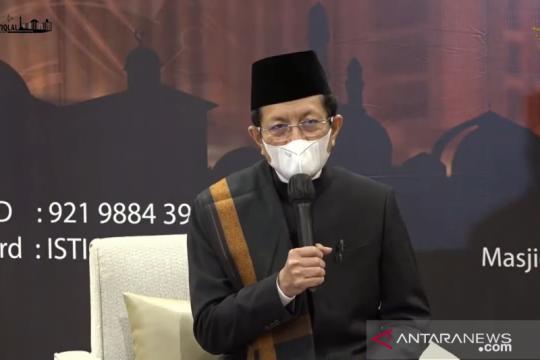 Imam Istiqlal nilai perlu pendekatan bahasa agama dalam hadapi pandemi