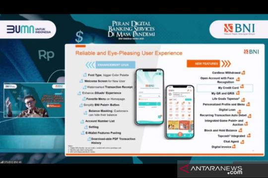"BNI perkenalkan ""mobile banking"" terbaru sesuai selera milenial"