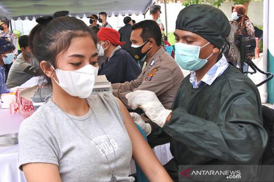 Vaksinasi merdeka di tempat ibadah ditargetkan mencapai 6 ribu dosis