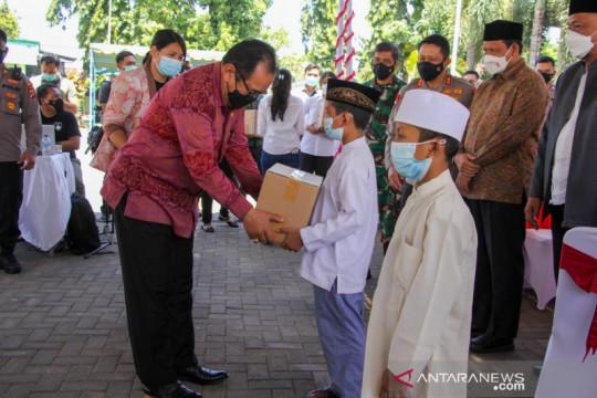 Bali kebut vaksinasi COVID-19 meski capaian sudah 107 persen