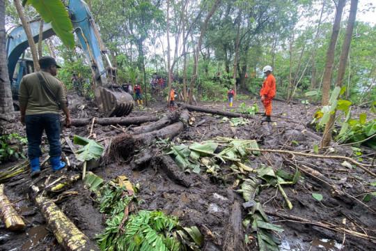 BPBD NTT: 26 warga terdampak dan 5 rumah rusak akibat banjir di Ngada