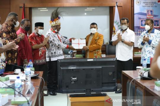 Senator ajak semua pihak kawal RPP Otsus Papua