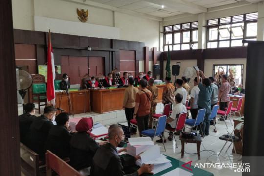 Pemberian dana hibah pembangunan Masjid Raya Palembang maladministrasi