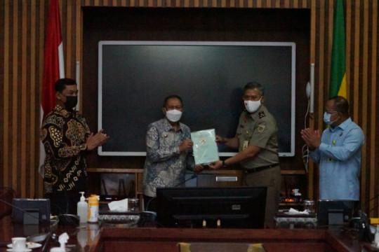 KPK membantu Pemkot Bandung selamatkan aset senilai Rp54 miliar