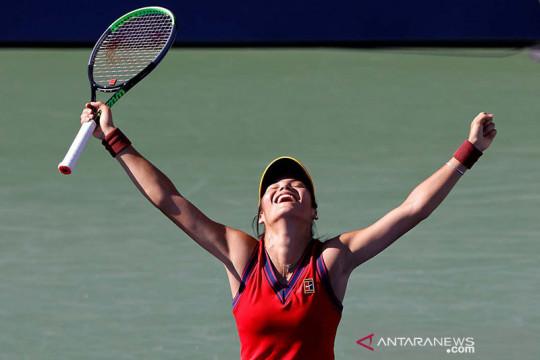 Para petenis remaja berbakat incar tempat di semifinal US Open
