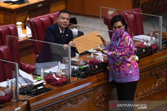 Tok! DPR sahkan Undang-Undang P2 APBN 2020