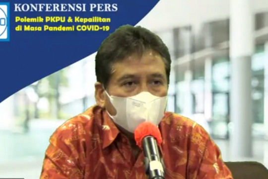Apindo usulkan pemerintah moratorium UU tentang Kepailitan dan PKPU
