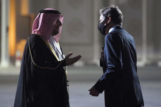 Emir Qatar, Menlu AS bahas evakuasi lanjutan di Afghanistan
