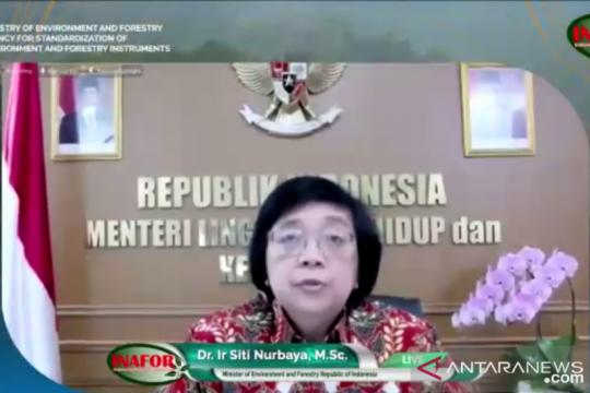 Menteri LHK apresiasi peran peneliti di lingkungan hidup dan kehutanan