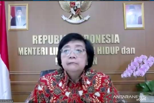 Menteri LHK: Partisipasi komunitas di kehutanan terus ditingkatkan