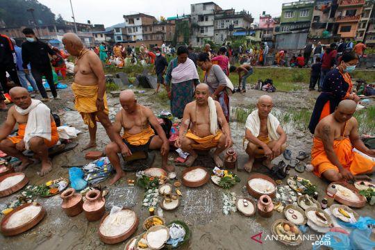 Tradisi hari ayah di Nepal