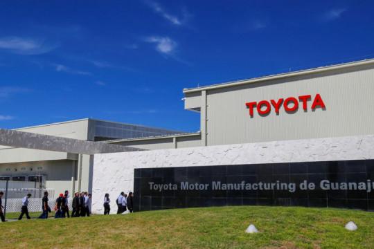 Toyota diperkirakan habiskan 13,5 miliar dolar kembangkan baterai EV
