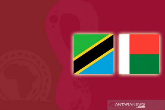 Tanzania dapat penalti lima detik setelah sepak mula lawan Madagaskar
