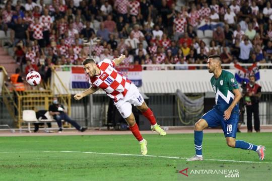 Kroasia rebut puncak Grup H, Rusia dan Slovakia kompak menang 2-0